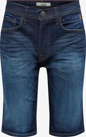 BLEND Jean 'Denim Shorts Twister Slim' en bleu foncé, Vue avec produit