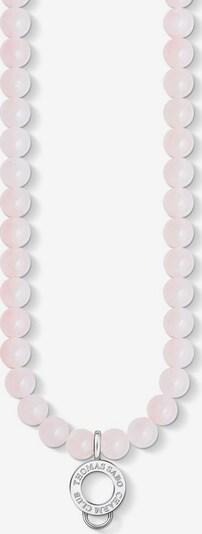 Thomas Sabo Kette in rosa / silber, Produktansicht