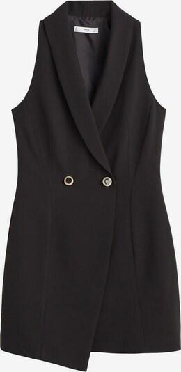 MANGO Koktel haljina 'Smock' u crna, Pregled proizvoda