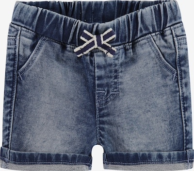 Noppies Shorts 'Sudbury' in blue denim, Produktansicht