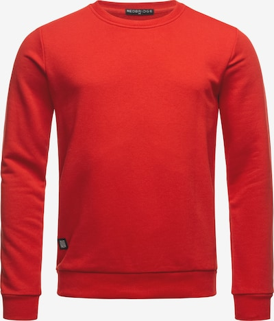 Redbridge Sweatshirt Bristol in schlichtem Design in rot, Produktansicht