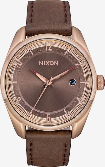 Nixon Nixon Unisex-Uhren Analog Quarz ' ' in braun / gold, Produktansicht
