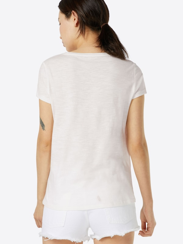TOM TAILOR DENIM T-Shirt 'Loose Print'