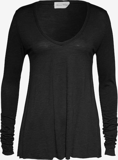 AMERICAN VINTAGE Тениска в антрацитно черно, Преглед на продукта