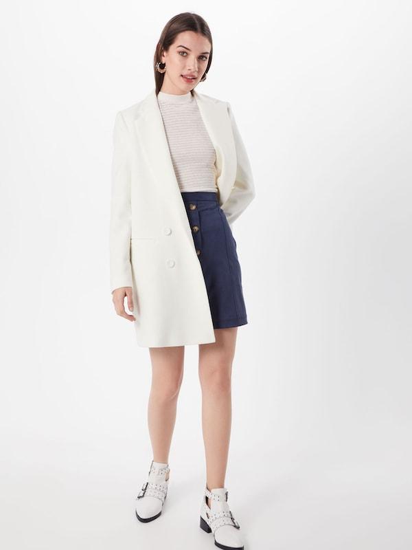 Jupe En 'dfake Esprit Suede Marine Bleu Skirt' iwlkTOPXuZ