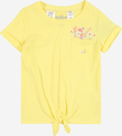 OshKosh Shirt in gelb, Produktansicht