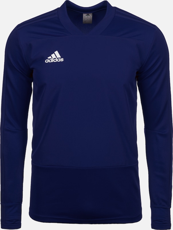 ADIDAS PERFORMANCE 'Condivo 18 Player Focus' Trainingsshirt in dunkelblau, Produktansicht