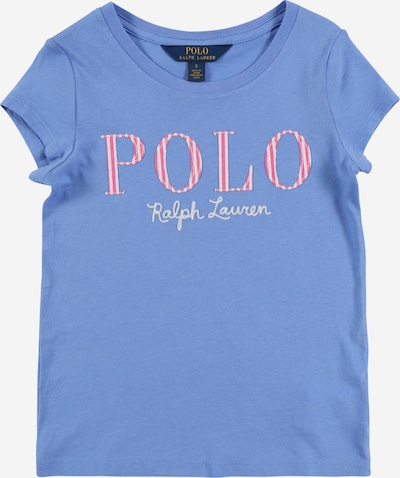 POLO RALPH LAUREN T-Shirt in hellblau, Produktansicht
