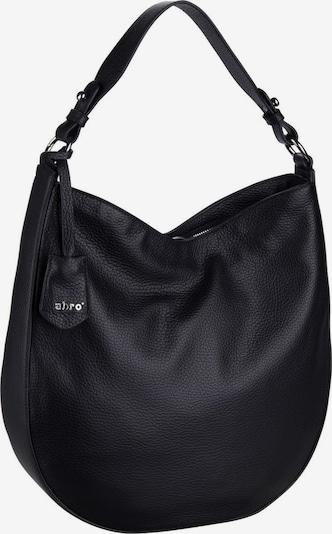ABRO Handtasche ' Calf Adria 28486 ' in schwarz, Produktansicht
