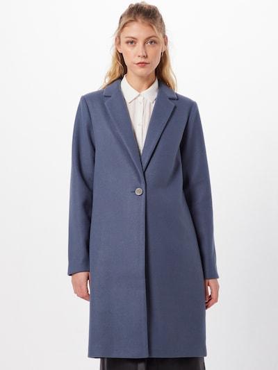 VILA Mantel 'Vicooley' in blau, Modelansicht