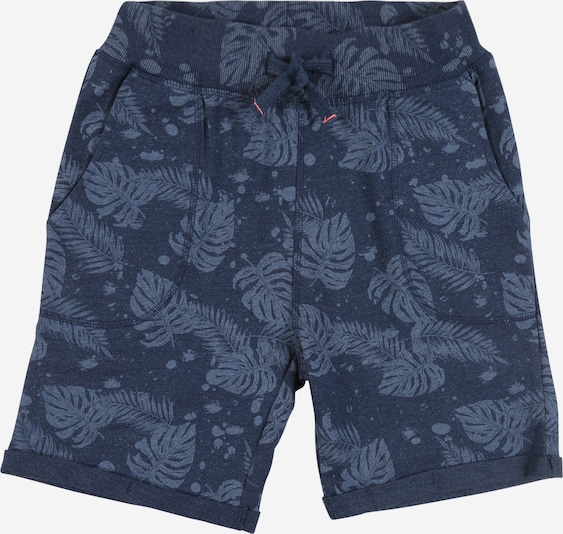 NAME IT Sweatshorts in dunkelblau, Produktansicht