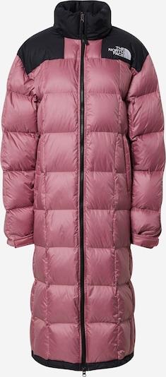 THE NORTH FACE Mantel 'Lhotse Duster' in rosa / schwarz / weiß, Produktansicht