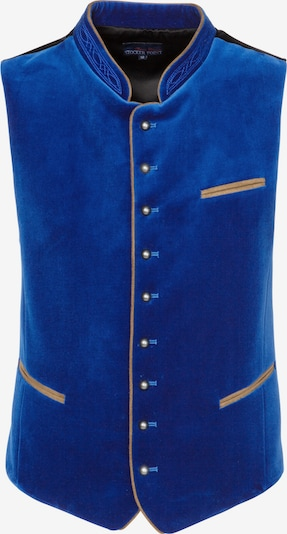 STOCKERPOINT Klederdracht gilet 'Ricardo' in de kleur Blauw, Productweergave