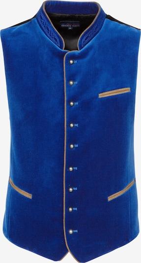 STOCKERPOINT Chaleco tradicional 'Ricardo' en azul, Vista del producto