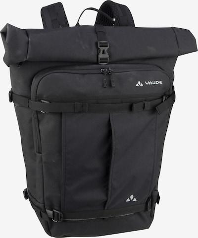 VAUDE Sportrugzak 'ExCycling' in de kleur Zwart / Wit, Productweergave