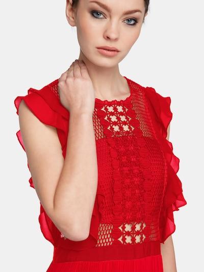 APART Večerna obleka | rdeča barva, Prikaz izdelka