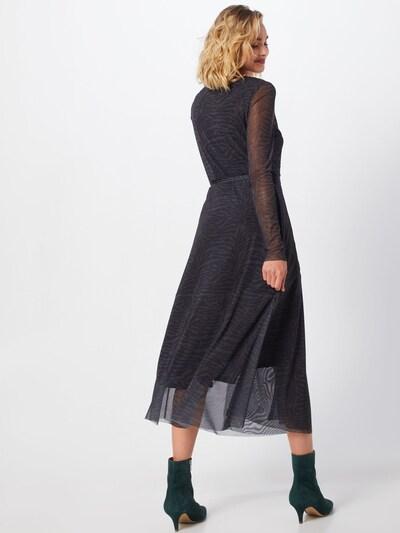 SOAKED IN LUXURY Sukienka 'Jewel' w kolorze czarnym: Widok od tyłu