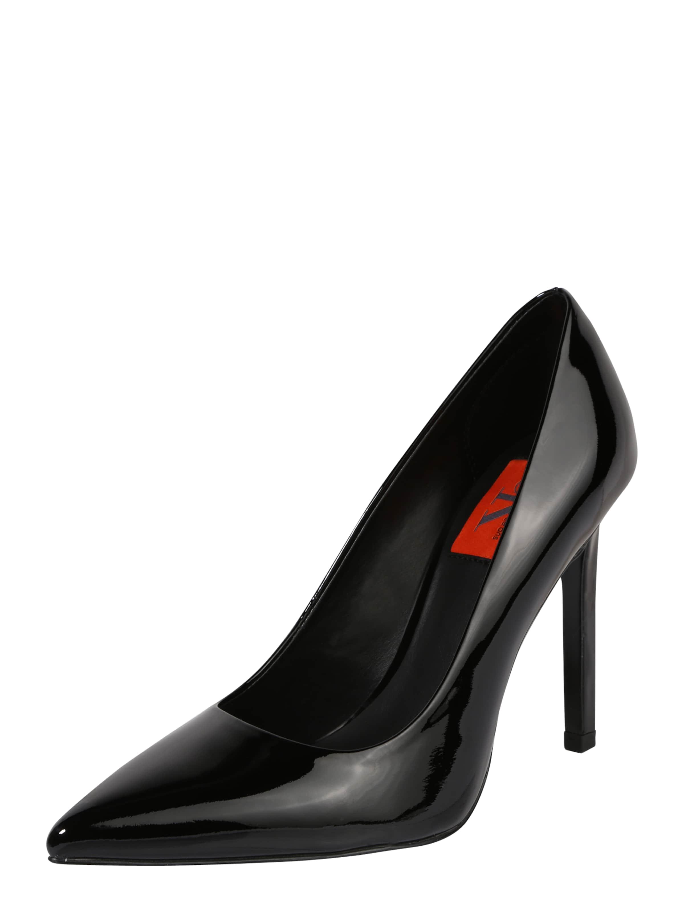 Die Besten Preise Günstiger Preis Niedriger Preis Zu Verkaufen Calvin Klein Jeans High Heel Pumps in Lackleder 'PAIGE' Erhalten Zum Verkauf Verkauf Erhalten Zu Kaufen jYD7Os