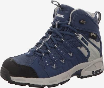 MEINDL Wanderschuhe in blau / grau / schwarz, Produktansicht