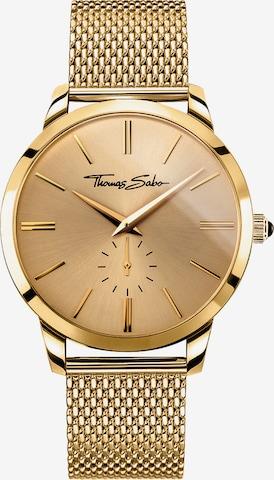 Thomas Sabo Quarzuhr 'WA0263-264-207' in Gold