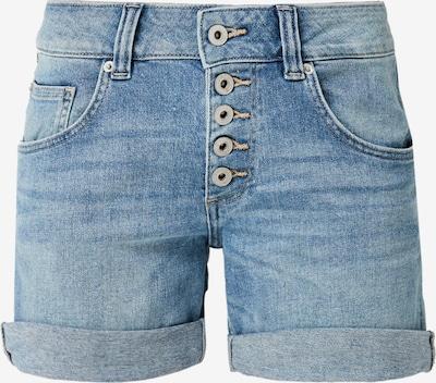 Q/S designed by Shorts 'Abby' in blue denim, Produktansicht