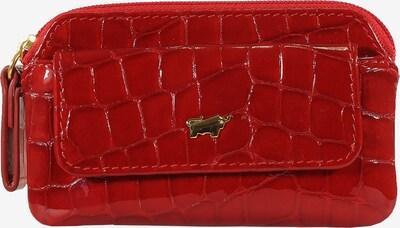 Braun Büffel Schlüsseletui 'Verona' in rot, Produktansicht
