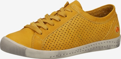 Softinos Sneaker in gelb, Produktansicht