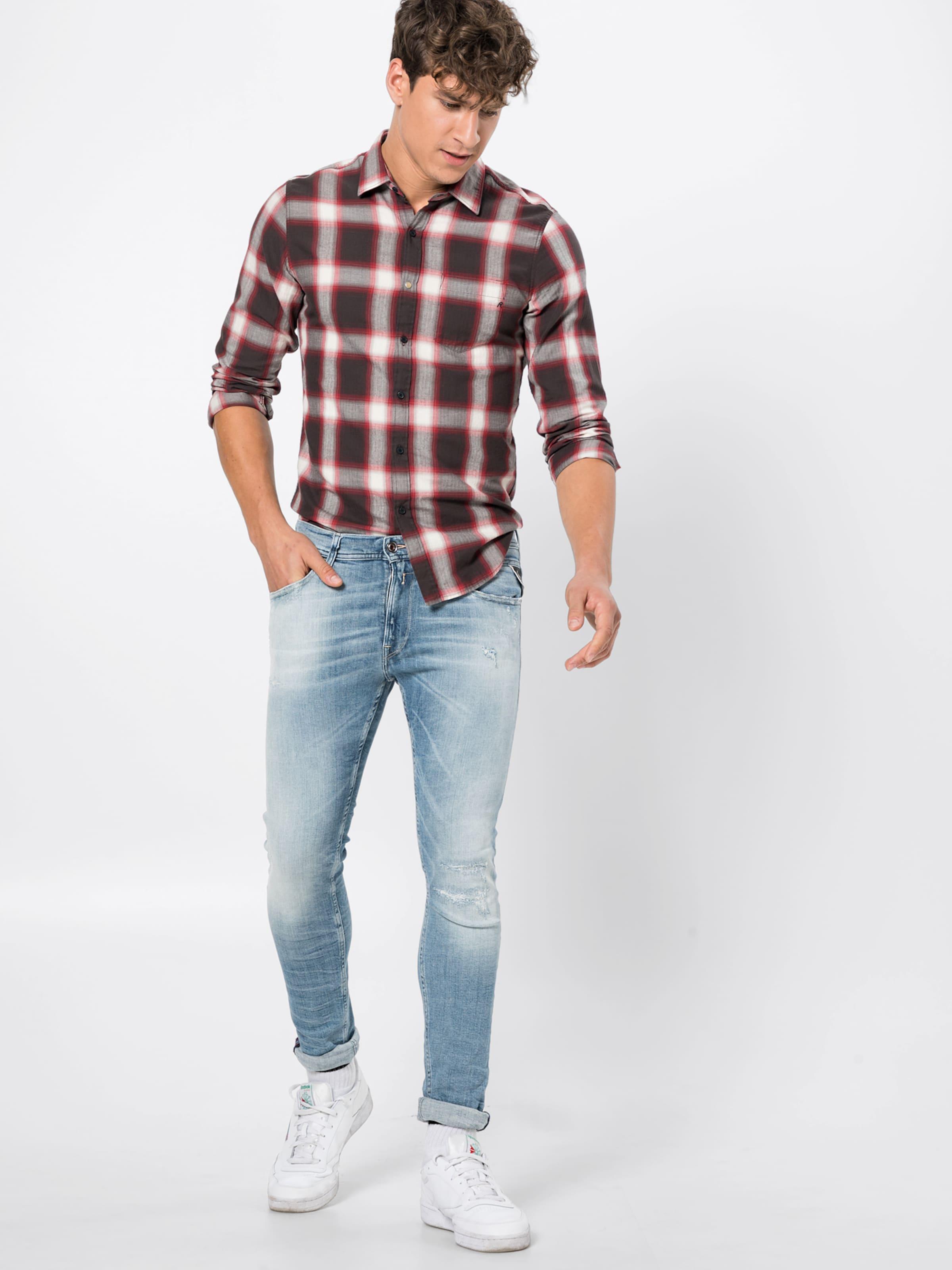 Replay 'jondrill' Denim In Jeans Blue sQrthd