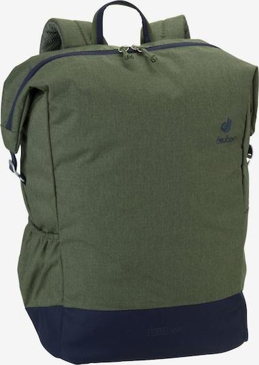 DEUTER Rucksack 'Vista Spot' in dunkelblau / grün, Produktansicht