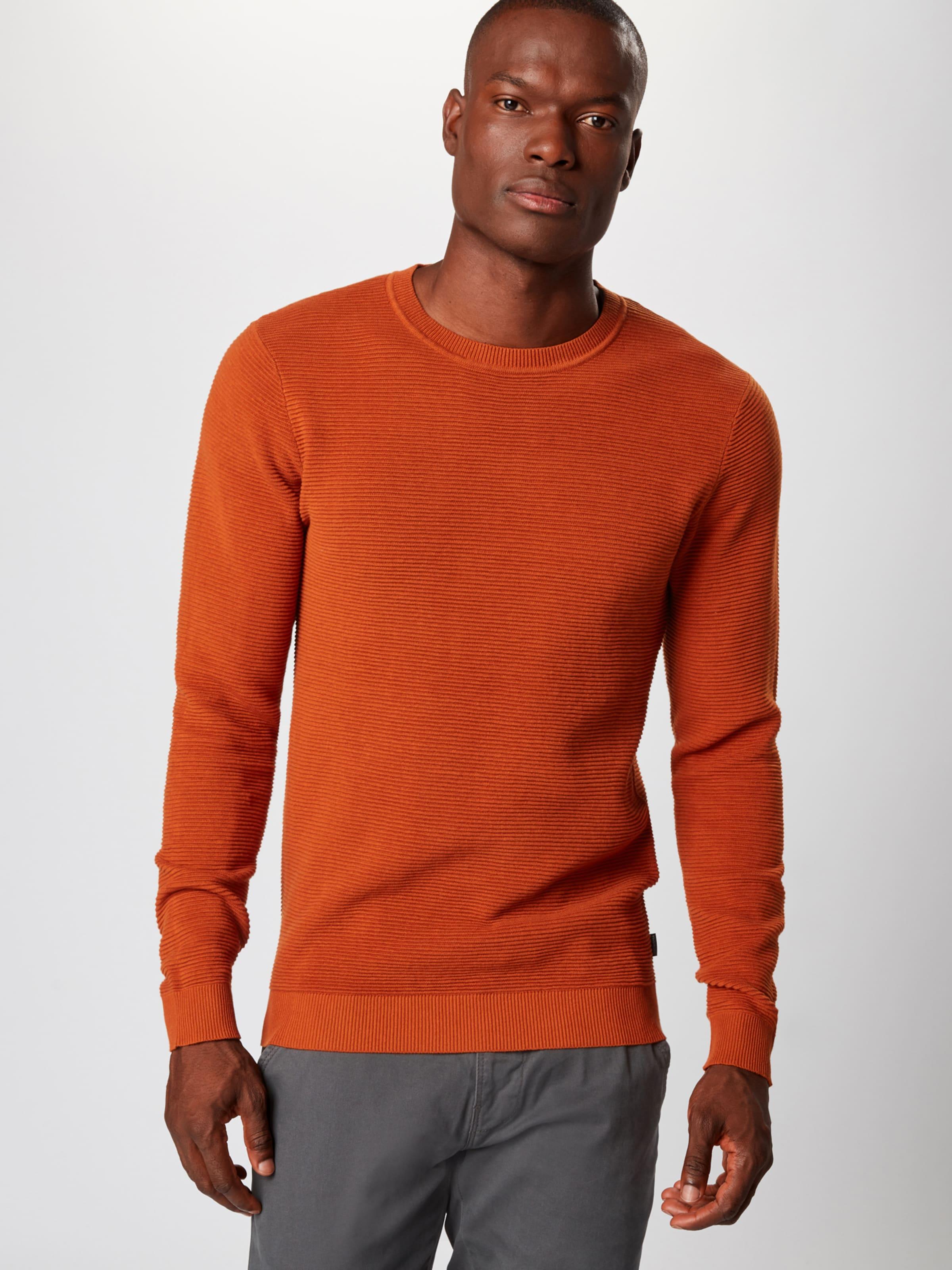 'eliam' Jones Dunkelorange Pullover In Jackamp; SUpGVqzM