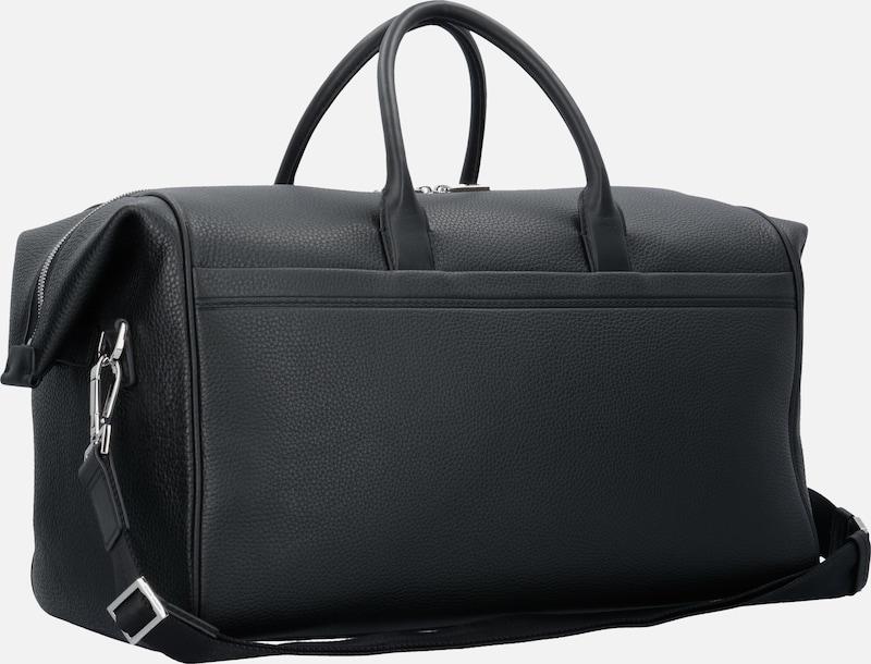 BOSS Traveller Weekender Reisetasche Leder 46 cm