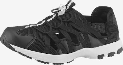 CITY WALK Sneaker in schwarz / weiß, Produktansicht