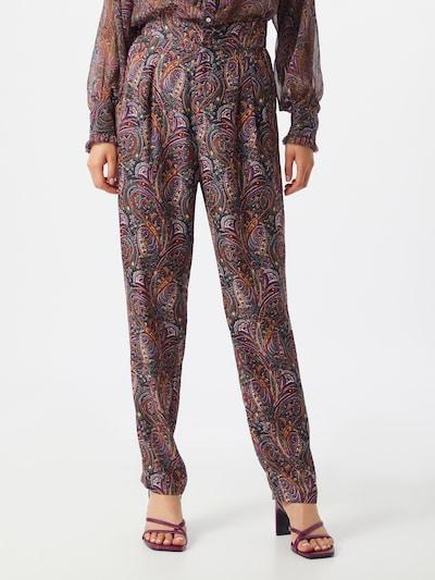 Pepe Jeans Hose 'Martina' in lila / mischfarben, Modelansicht