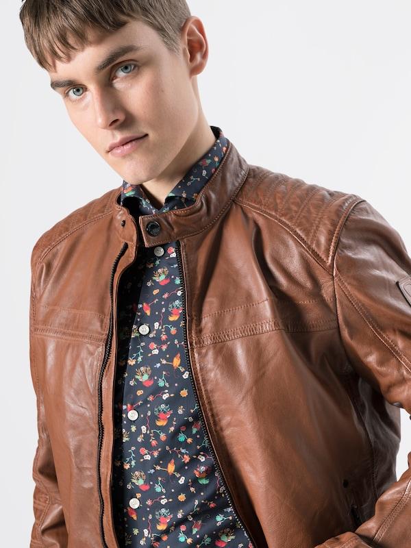 STRELLSON Jacke 'Brixton' in in in cognac  Markenkleidung für Männer und Frauen c3f6cf