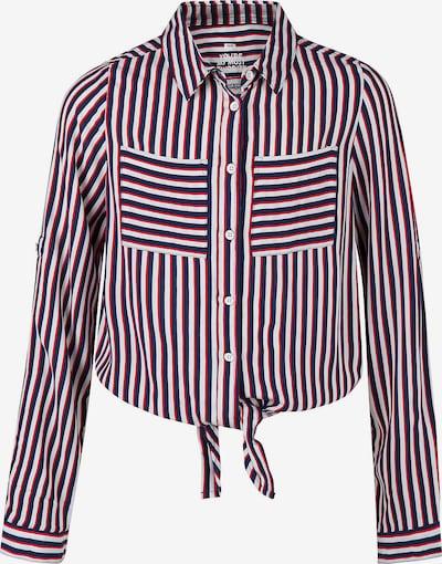 WE Fashion Bluse 'GWYN' in blau / rot, Produktansicht