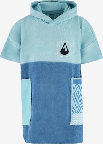 Peignoir ' Maxi ' Wave Hawaii en bleu