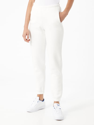 Gina Tricot Sweatpants in offwhite, Modelansicht