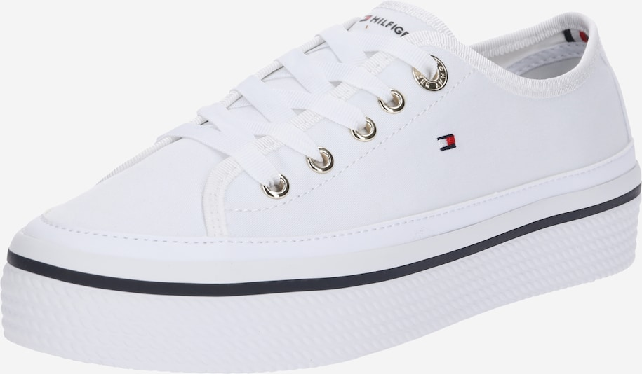 TOMMY HILFIGER Teenslipper 'Kelsey' in de kleur Wit, Productweergave