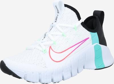 NIKE Schuhe in türkis / pink / schwarz / weiß, Produktansicht
