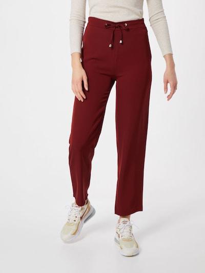 ABOUT YOU Pantalon 'Jila' en rouge rouille, Vue avec modèle
