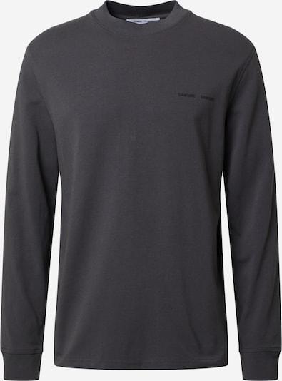 Samsoe Samsoe Shirt 'Norsbro' in de kleur Donkergroen, Productweergave