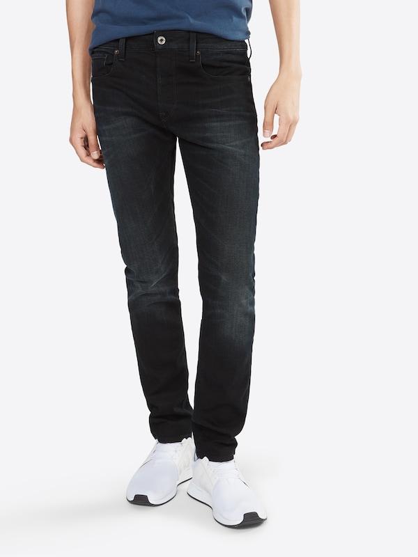 Raw G Denim Blue '3301 Slim' Jeans star ZwTw5UH1qz
