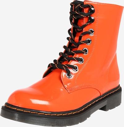 Dockers by Gerli Stiefel in orangerot, Produktansicht