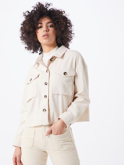 ONLY Jacke 'MARINA' in beige, Modelansicht