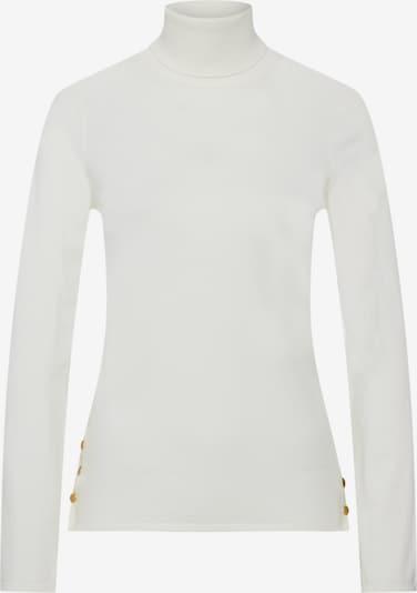 UNITED COLORS OF BENETTON Rollkragenpullover in weiß, Produktansicht