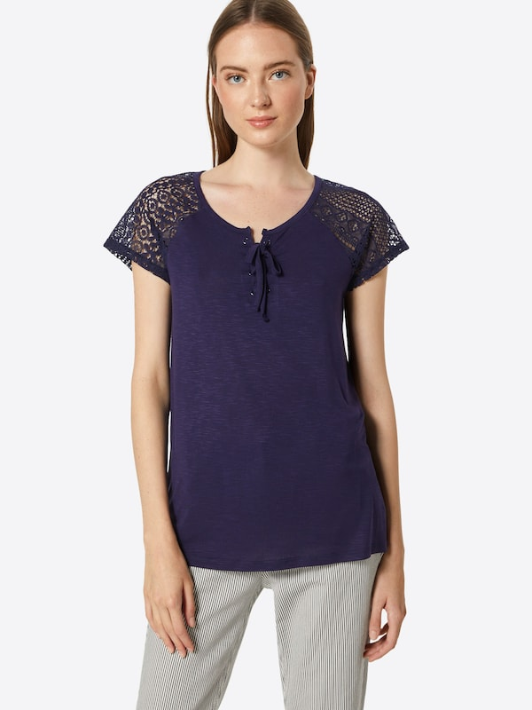 shirt shirt 'elektra' En Bleu T Bleu shirt 'elektra' T T En 3Aj54RL