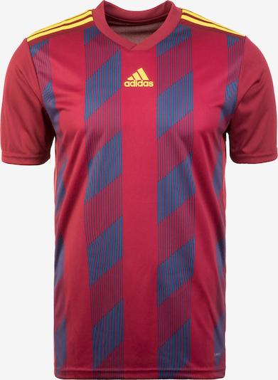 ADIDAS PERFORMANCE Fußballtrikot 'Striped 19' in blau / gelb / rot, Produktansicht