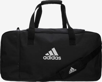 ADIDAS PERFORMANCE Fußballtasche 'Tiro' in schwarz / weiß, Produktansicht