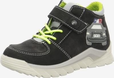 RICOSTA Lage schoen in de kleur Kiwi / Zwart, Productweergave