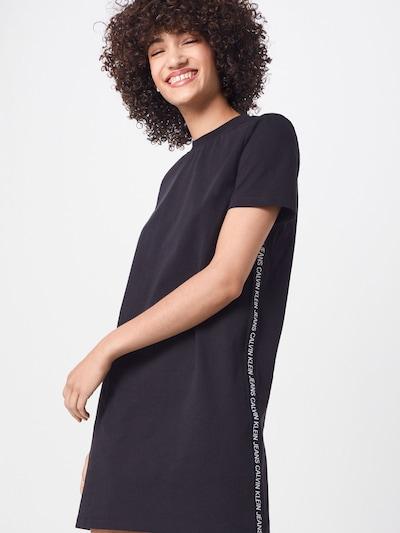 Calvin Klein Jeans Letní šaty - černá, Model/ka